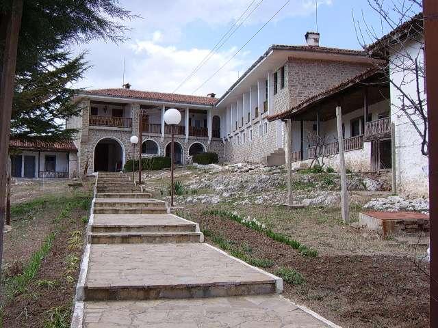 Balkan Media Academy:The oldest monastery in Europe was