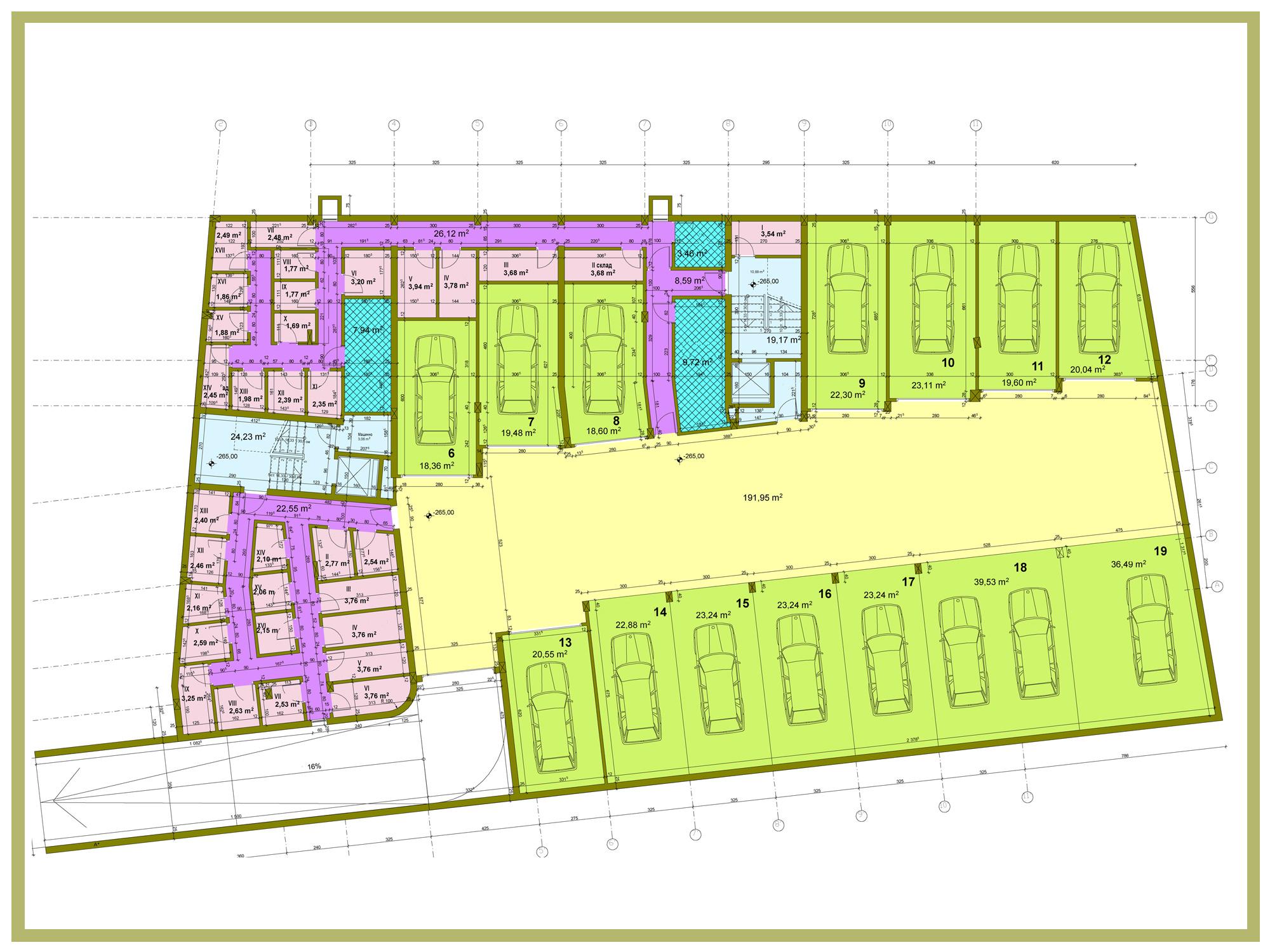 13 Delightful Underground Garage Plans House Plans 2094