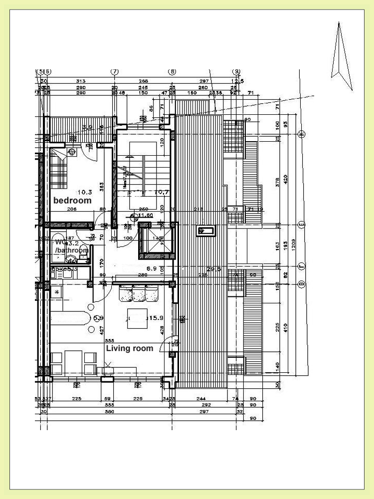 first residential floor architectural floor plan Quotes