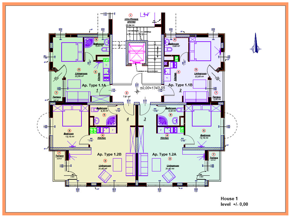 hotel kitchen plans