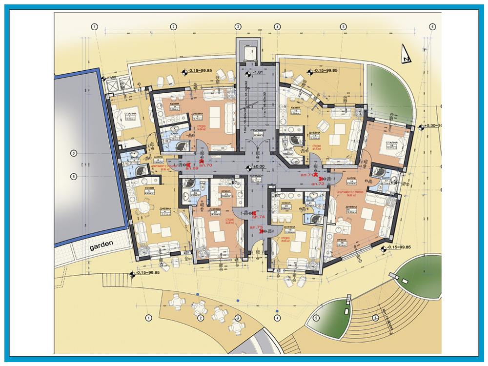 Free Apartment Building Floor Plans