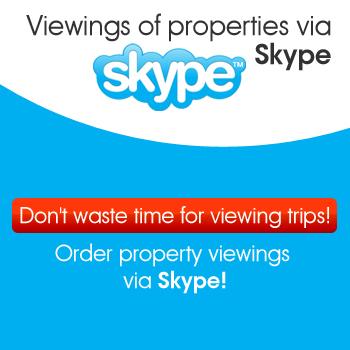 Skype viewings