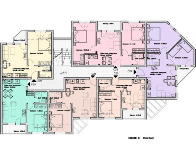Floor Plans Of Central Park