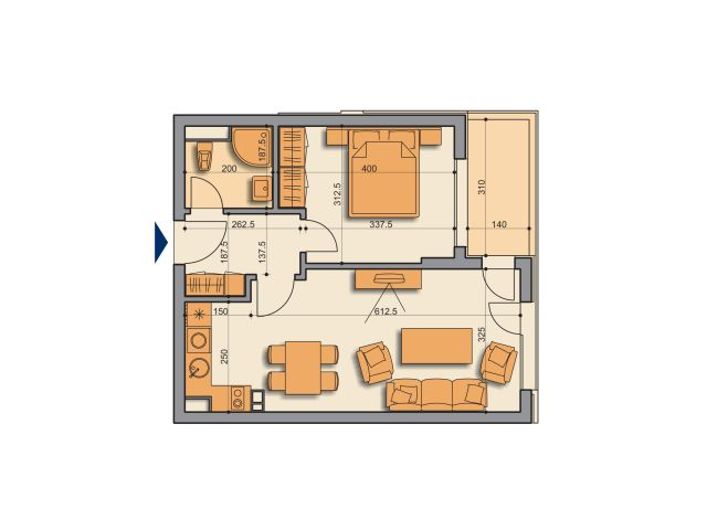 Floor Plans Spacious Bedroom Apartment Preferred