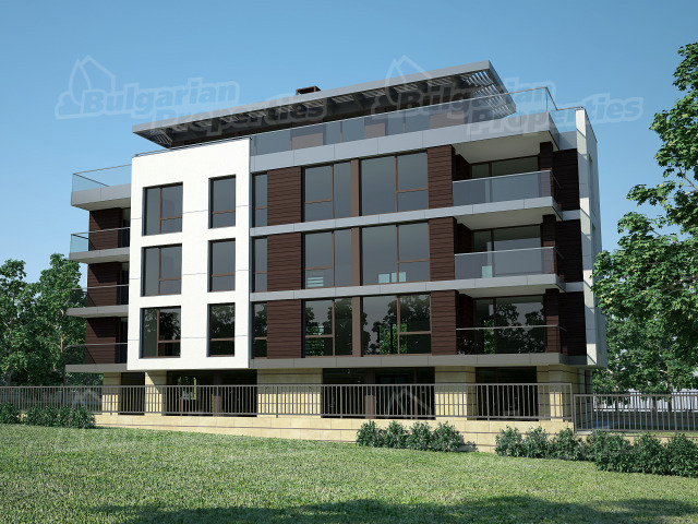 Vertu Development With Most Beautiful Facade Award Luxury Apartment Complex For Sale In Sofia