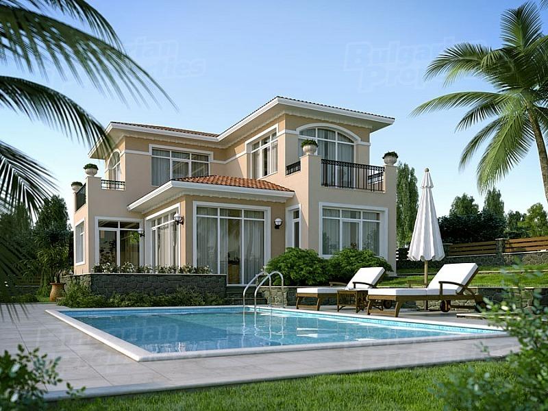 Luxury Villas In Sunny Beach Bulgaria
