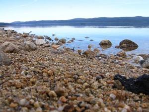 The dam lake of Iskar