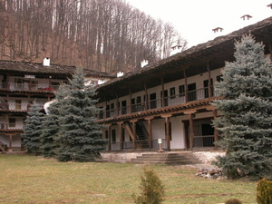 The Troyan Monastery