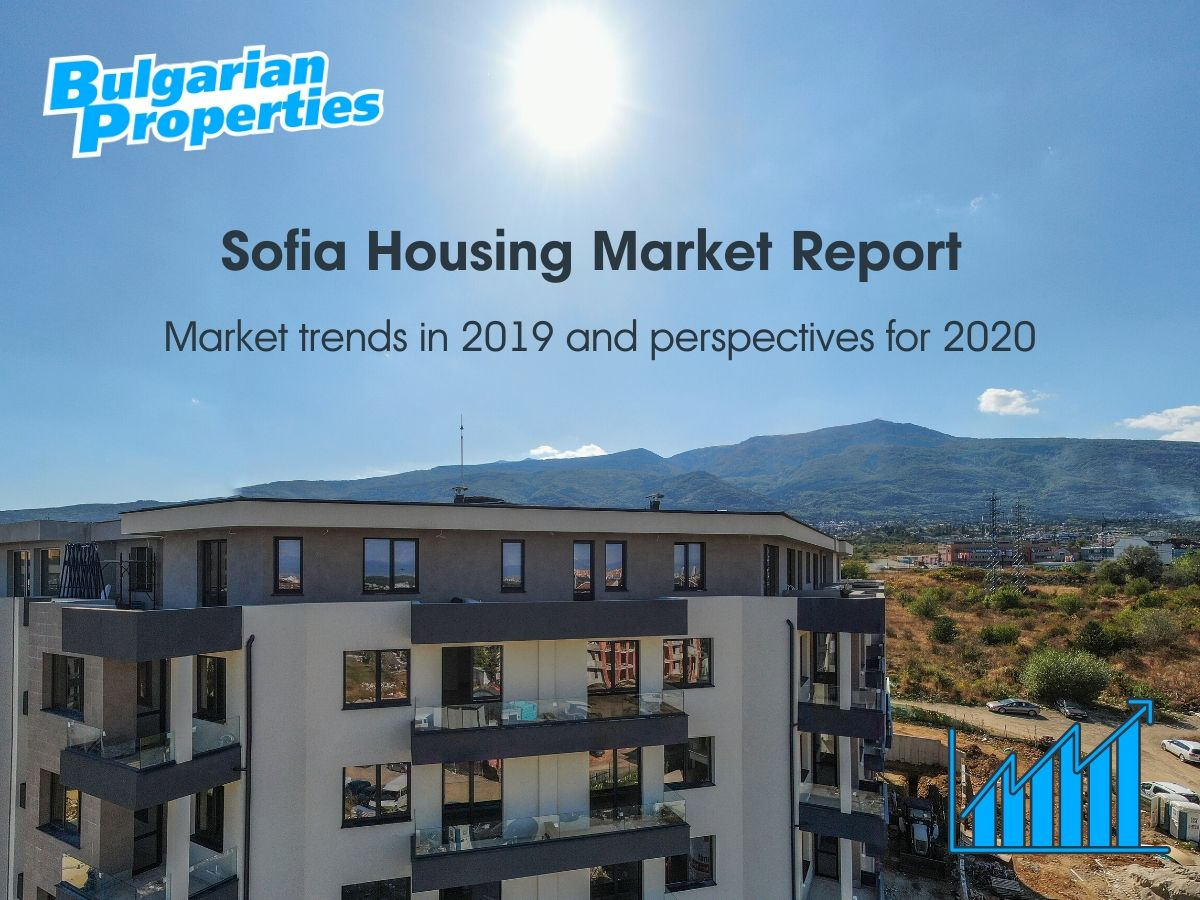 Real Estate Market Trends 2020.The Residential Market In Sofia In Q3 Of 2019 And