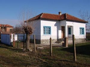 House near Stara Zagora