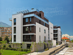 Luxury Vertu Residence in Sofia